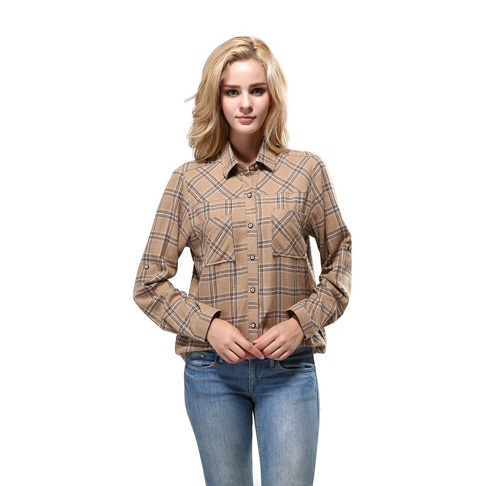 8f7e828d79c48a Ladies Checked Shirts – EDGE Engineering and Consulting Limited