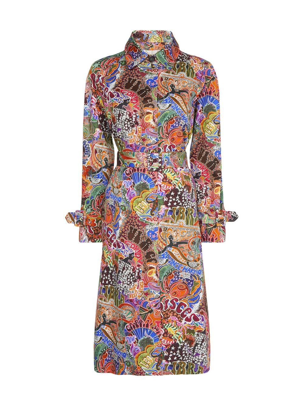40e9329dd83 Tommy Hilfiger Zodiac trench coat - Brown Zendaya, Tommy Shop, Wrap Dress,  Box
