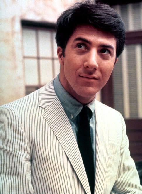 Dustin Hoffman In The Graduate 1967 Nerd Boyfriend Dustin Hoffman Movie Stars