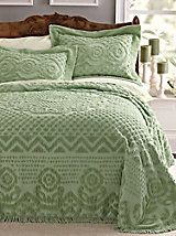 Heirloom Chenille Bedspread Bed Spreads Chenille