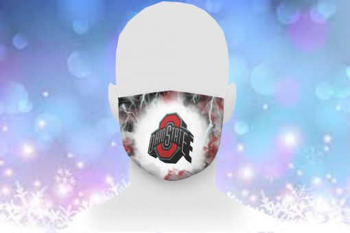 Ohio state buckeyes Face Mask 2020 - Burgershirt.com