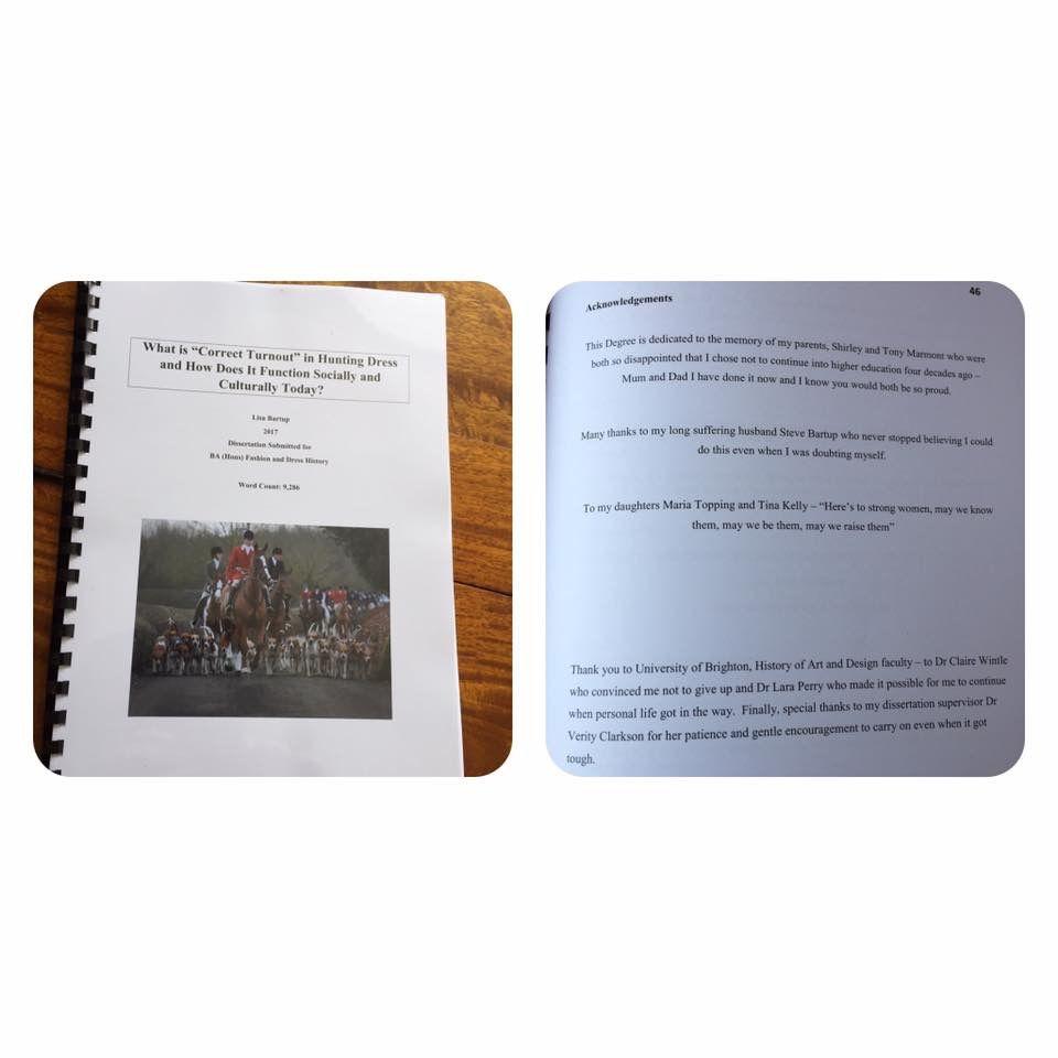 Dissertation helps us study program application