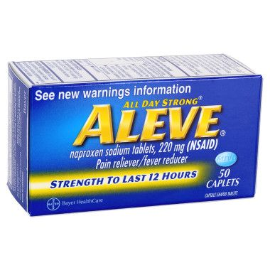 $2 off Aleve Printable Coupon