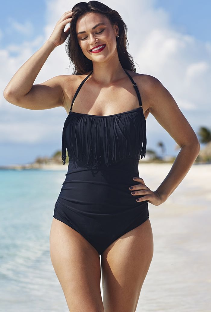 one piece swimwear in connie pic