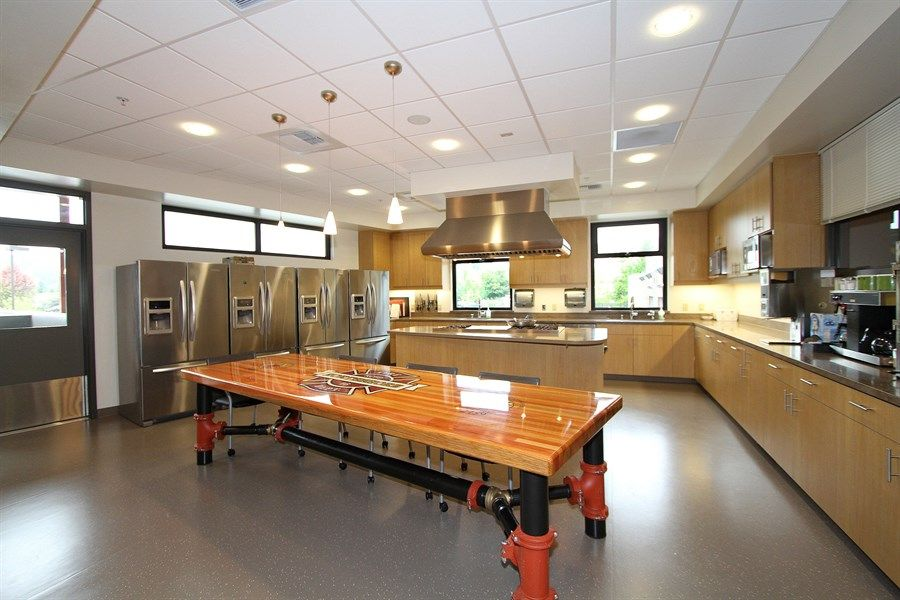 Gallery For Fire Station Kitchen Fire Station House Fire Fire Hose Projects