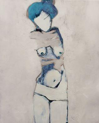 Lieblingsakt Abstrakte Malerei Figurenmalerei Und Aktmalerei