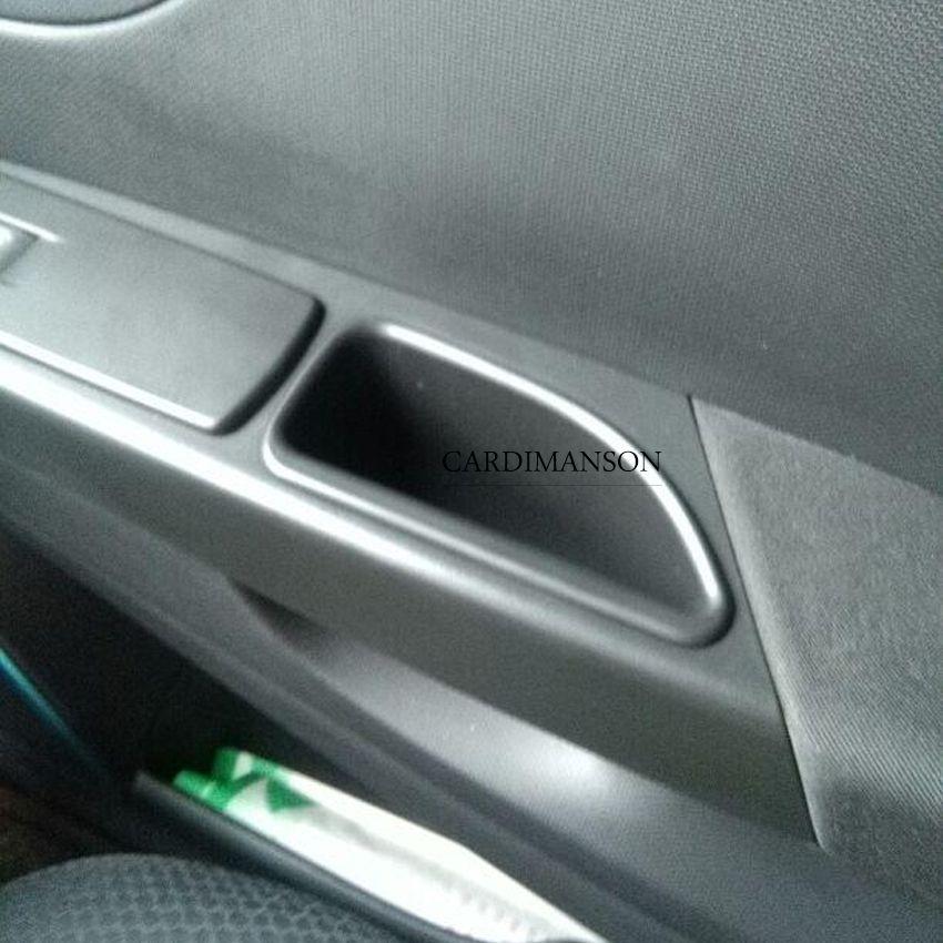 2 Pcs/set Car Organizer for Renault Captur Door Handle Storage Box Holder Container Tray & 2 Pcs/set Car Organizer for Renault Captur Door Handle Storage Box ...