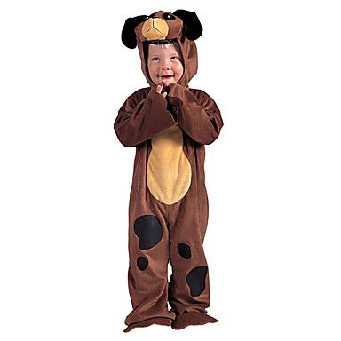 Lil Fuzzy Puppy Toddler Costume (2-4 YRS)