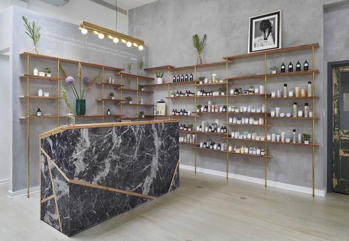 Salone di bellezza davines nel cuore di new york elle for Salon de coiffure new york