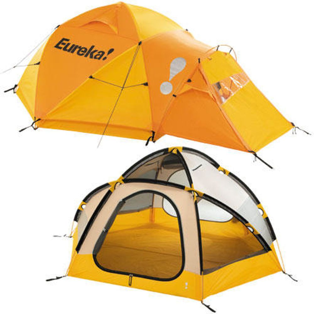 Eureka K-2 XT Tent 3-Person 4-Season One Color One Size  sc 1 st  Pinterest & Eureka K-2 XT Tent: 3-Person 4-Season One Color One Size | Tents ...