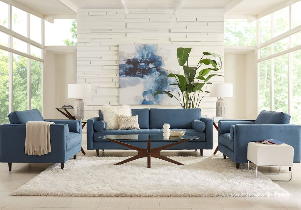 10 Amazing Upholstered Living Room Sets
