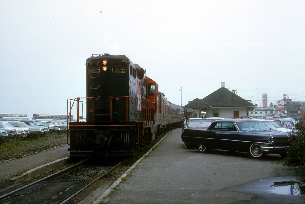 1964. New Haven at the end :(.