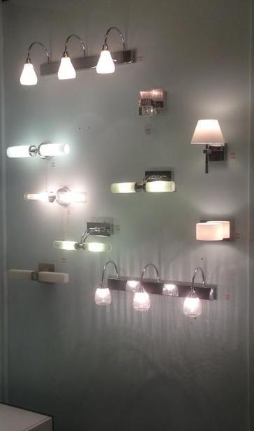 tienda showroom interior lámpara Casa / Lámparas de cuarto de baños ...