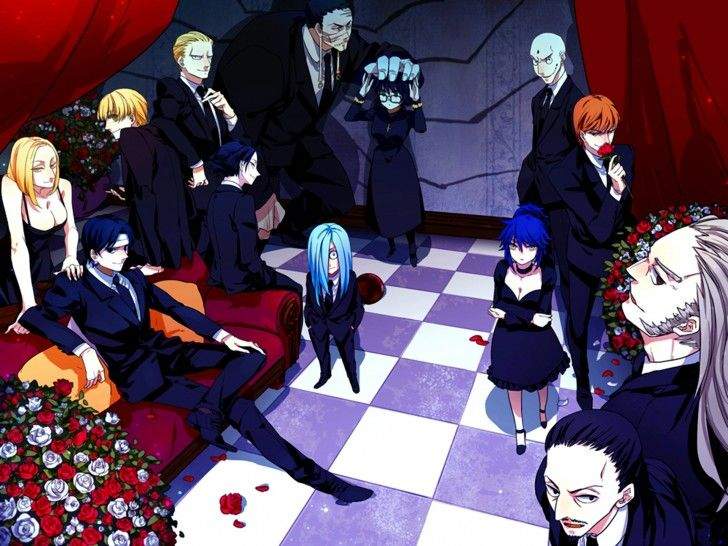 Hunter X Phantom Troupe Genei Wallpaper 1920x1440