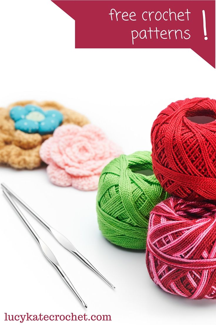 Find free crochet patterns at lucy kate crochet from simple find free crochet patterns at lucy kate crochet from simple beginners crochet tutorials to advanced bankloansurffo Gallery