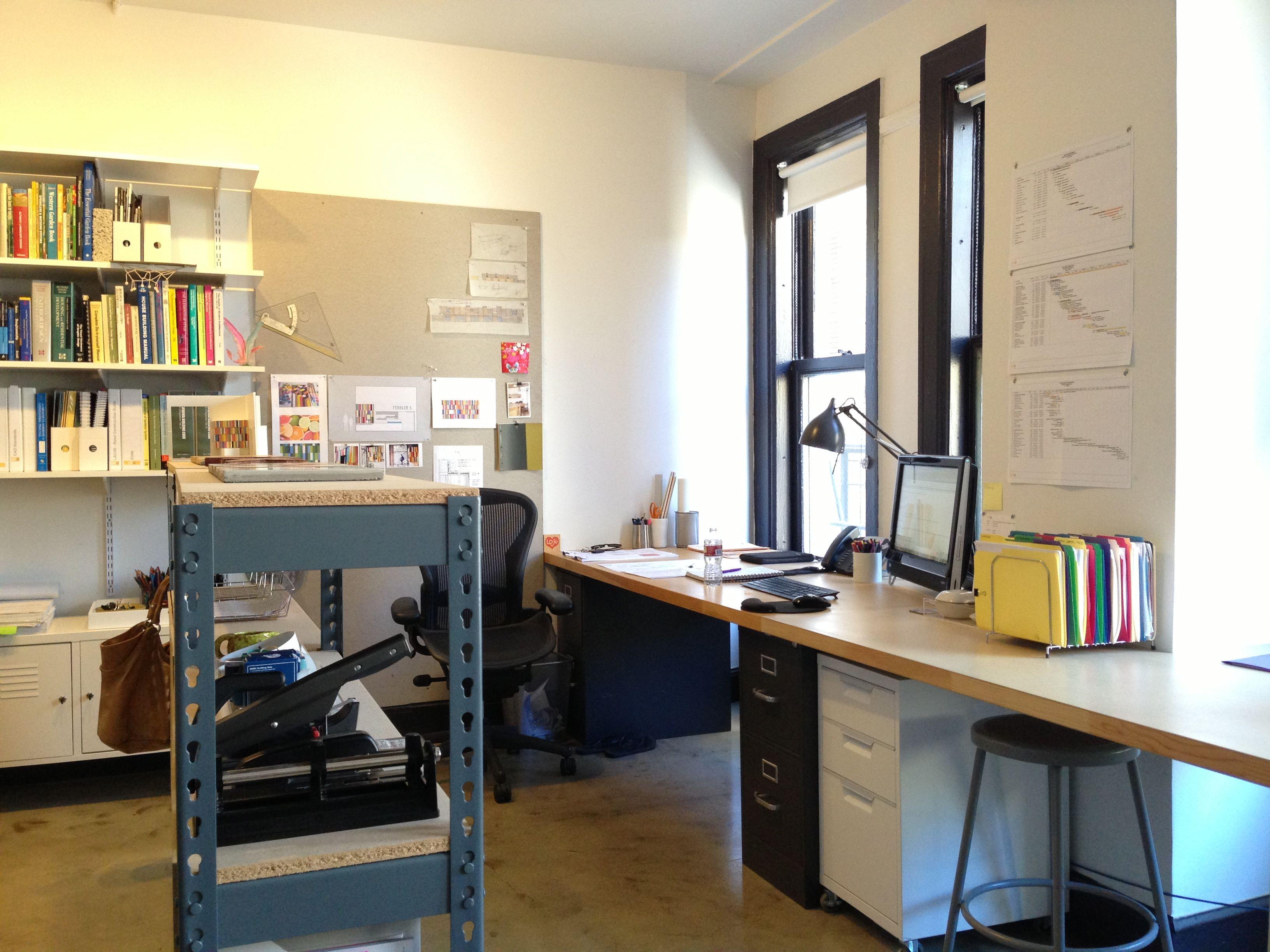 ORA office, 2013.