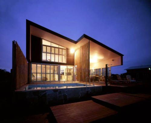 Famous Modern Architecture House modern house designedfamous architect arkhefield, in