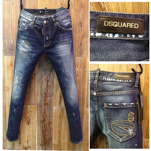 Woman Slim Leg cowboybukser Dsquared2 48