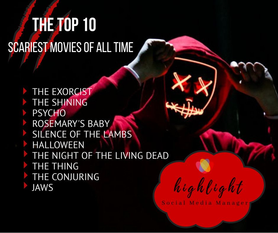 Halloween is coming scary movies the conjuring the