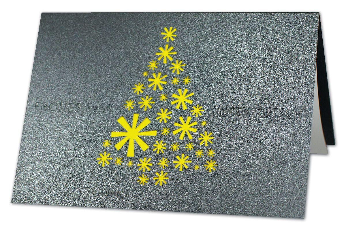 Weihnachtskarten Spende.Weihnachtskarte Spende Zugunsten Deutsche Kinderkrebsstiftung In