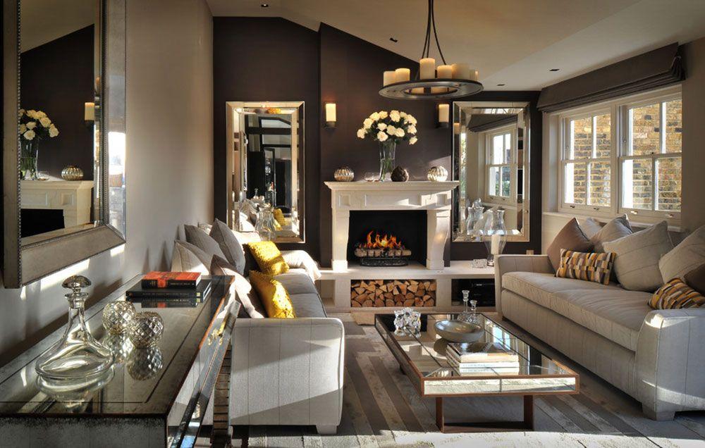 10 id es d co et conseils infaillibles pour claircir une pi ce sombre pinterest eclaircir. Black Bedroom Furniture Sets. Home Design Ideas
