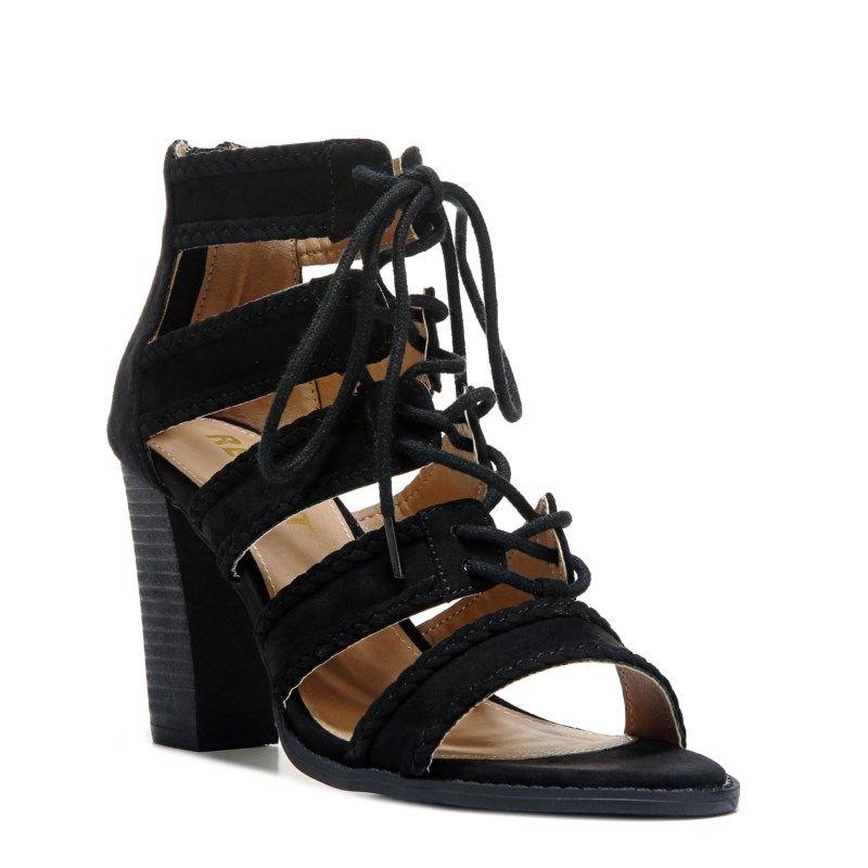 Report Women's Roana Dress Sandals (Black)