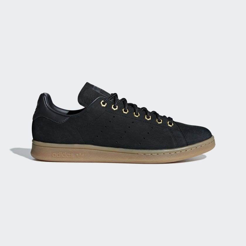 Stan Smith WP Shoes Core Black / Core