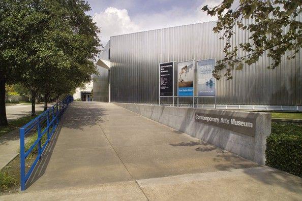 Contemporary Arts Museum Houston Houston Museum Art Museum Houston Museum District