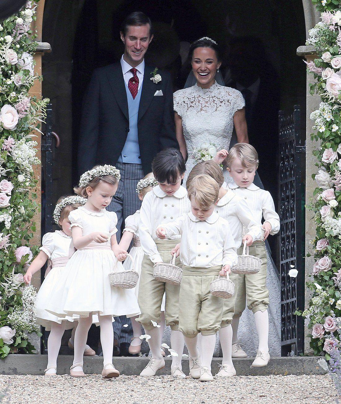 Mama june wedding dress  Pippa Middleton Welcomes a Baby Boy with Husband James Matthews