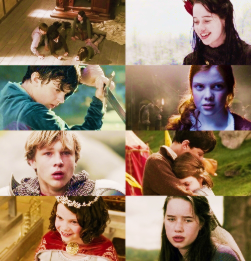"The Chronicles Of Narnia Meme: 6 quotes  3/6: ""Once a king or queen of Narnia, always a king or queen."""