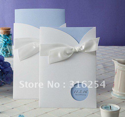Simple Wedding Invitation Designs Jymo