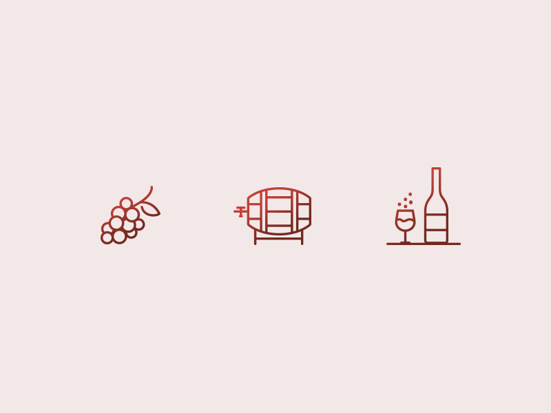 Some Icons Related To Wine Tatu Vina Idei Dlya Tatuirovok Butylka Vina