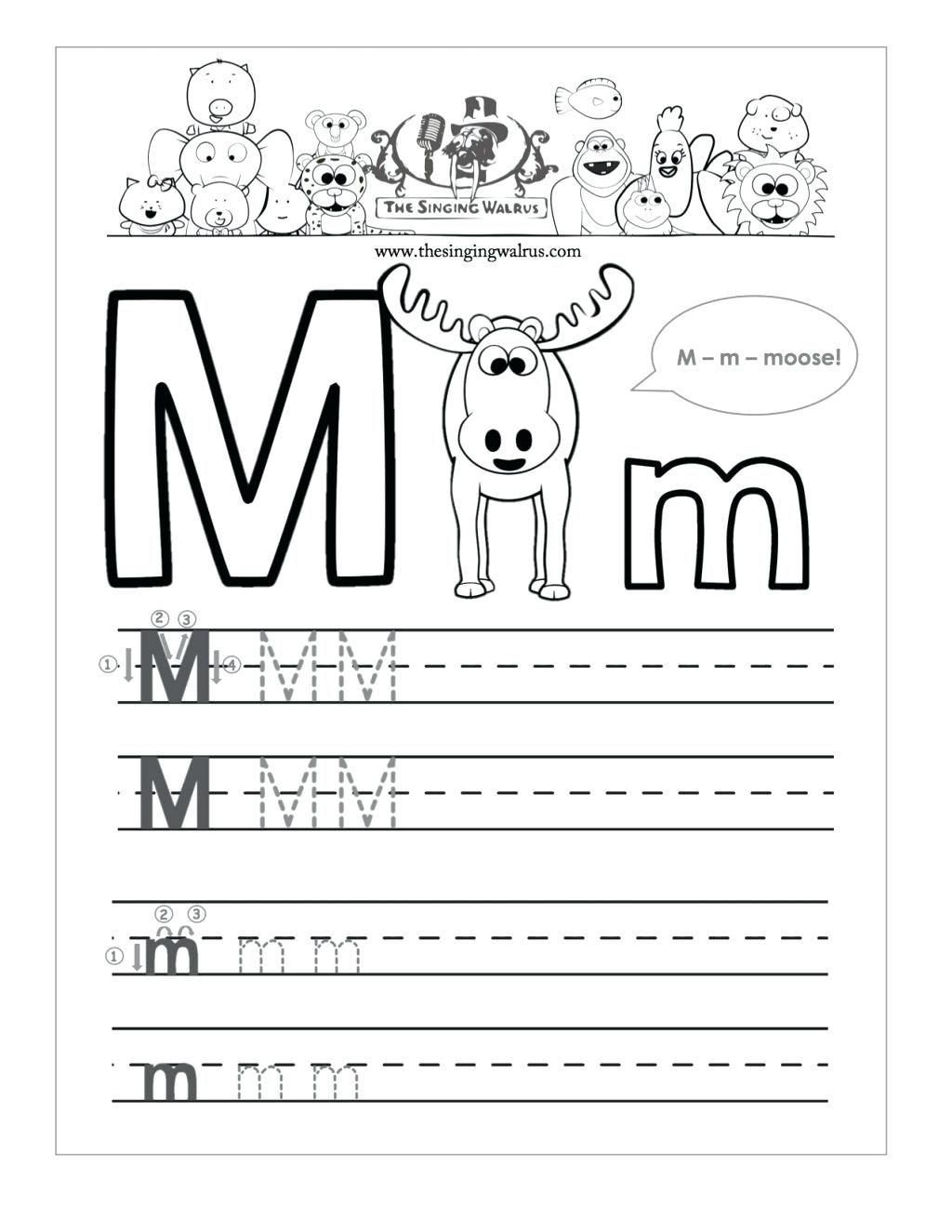 Nice Letter E Tracing Worksheets Preschool That You Must