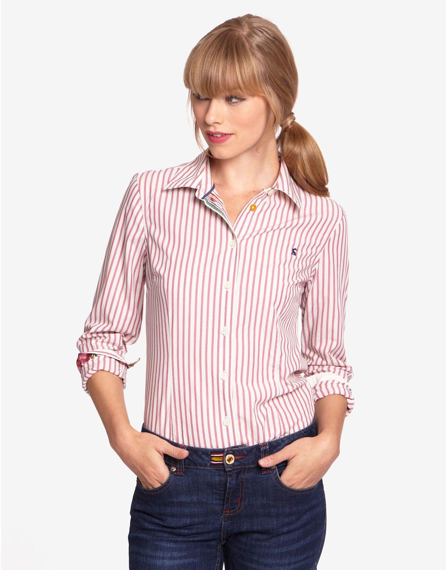 KINGSTON | Shirts | Women | Joules UK | Tweedy time | Pinterest ...