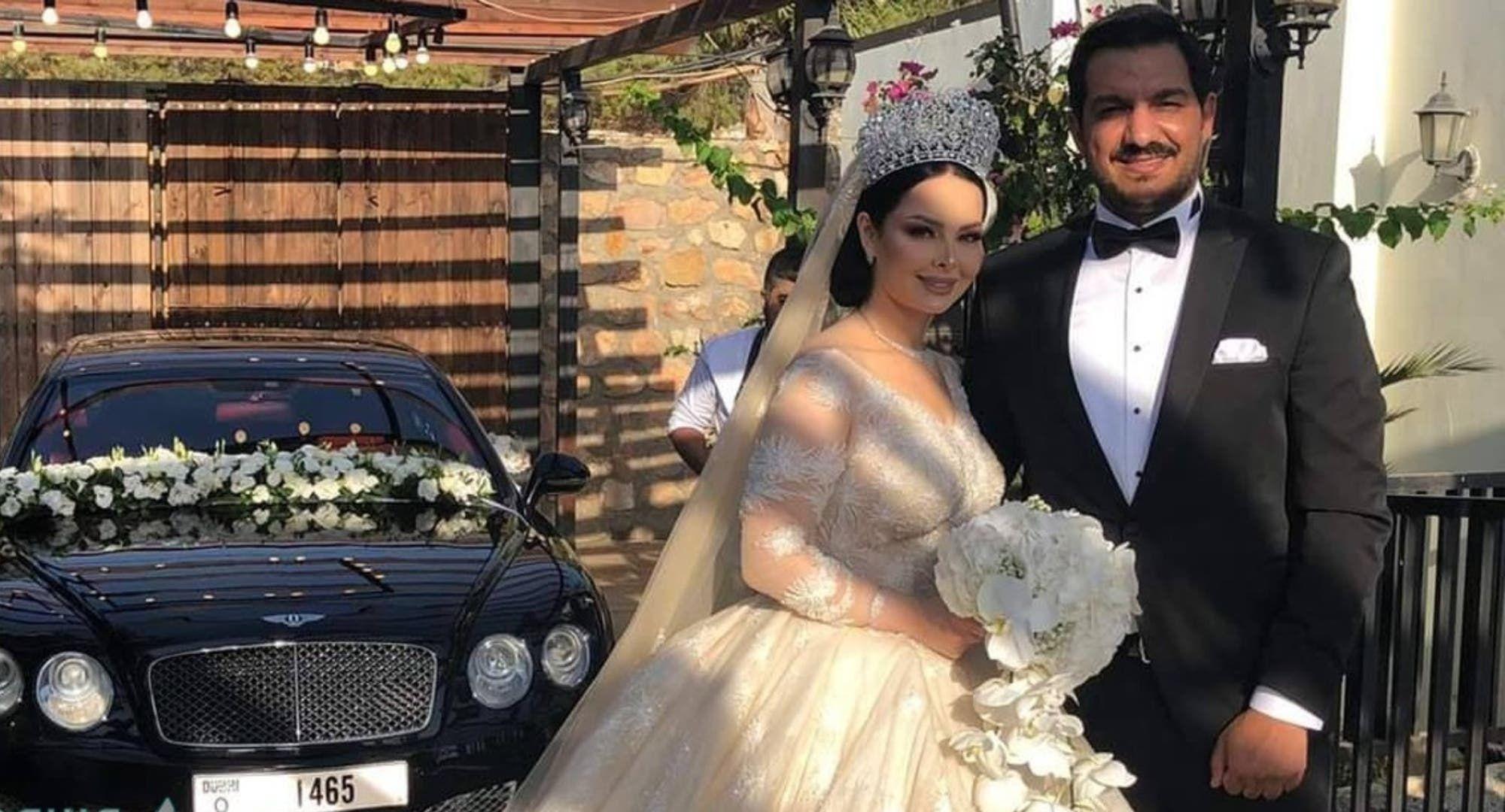 ديانا كرزون تثير التكهنات حول حملها هل فعلا تستعد لاستقبال طفلها الأول Wedding Dresses Dresses Fashion