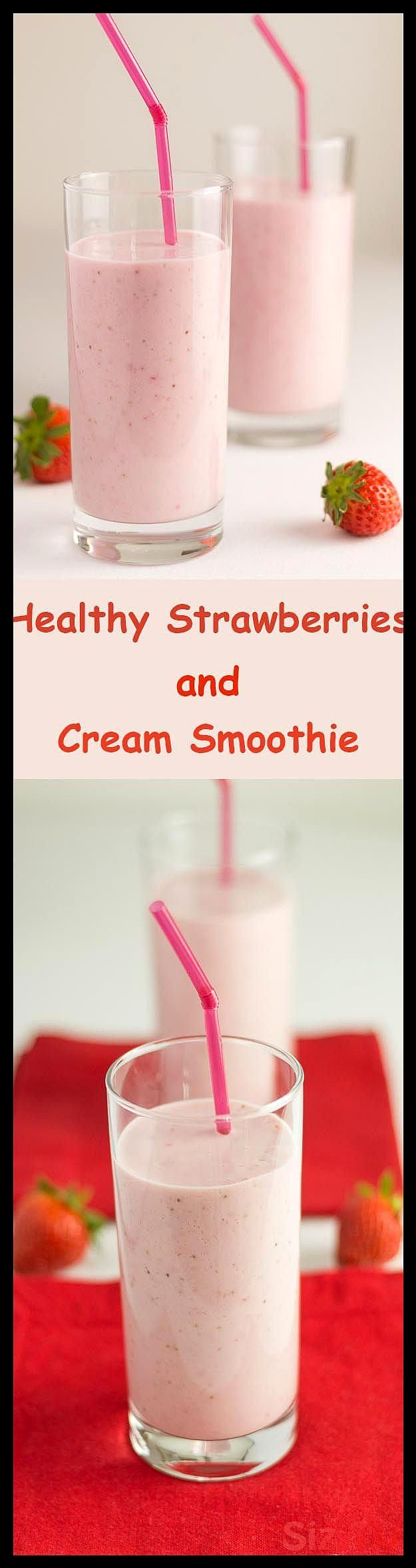 Healthy Strawberries and Cream Smoothie Healthy Strawberries and Cream Smoothie Super Healthy Kids Save Images Super Healthy Kids A deliciously creamy smooth and naturally sweet healthy strawberries and cream smoothie  Made with no actual cream  healthykids Healthy Strawberries and Cream Smoothie Slow Cooker Recipes A deliciously creamy smooth and naturally sweet healthy strawberries and cream smoothie  Made with no actual  #cream #healthy #pregnancysmoothie #smoothie #strawberries #healthystraw #healthystrawberrybananasmoothie
