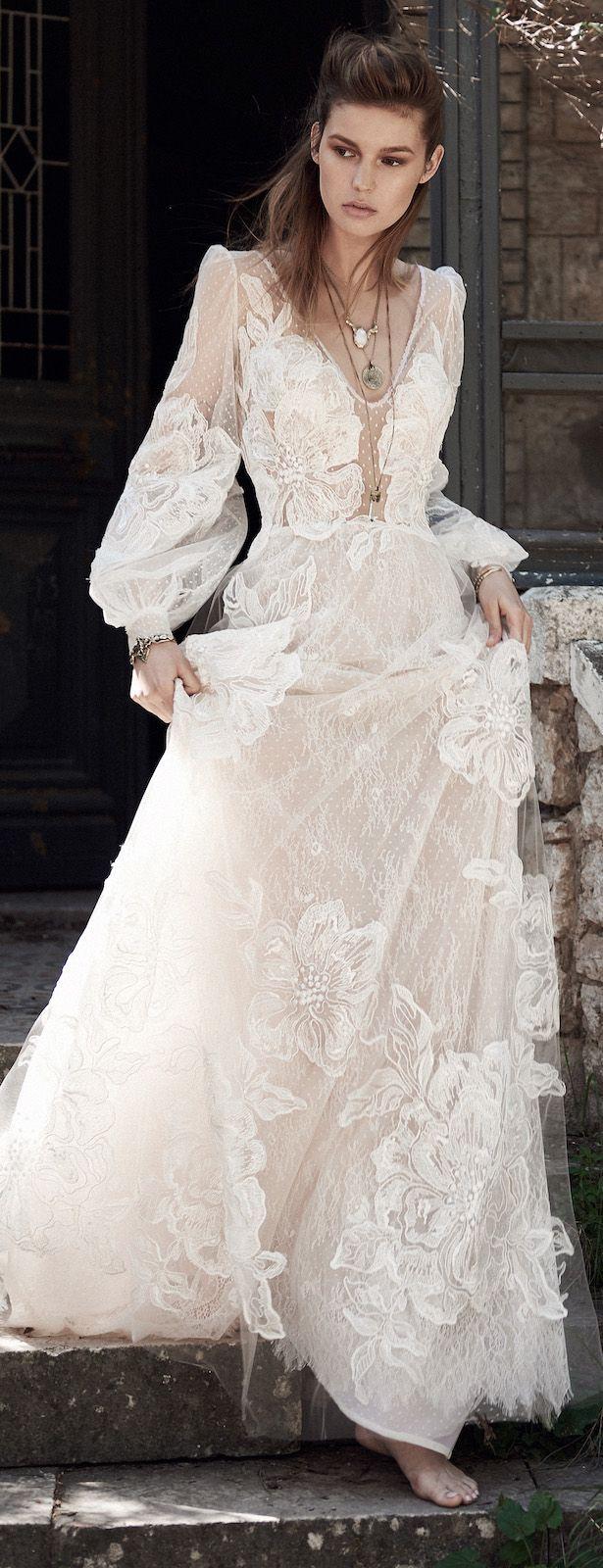 Costarellos wedding dress collection spring bridal collection