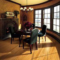 Traditional Living® Premium Laminate Flooring   Blonde Oak; 8MM + 2MM  Underlayment Thick