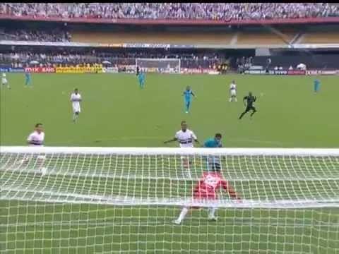 São Paulo 1 x 3 Santos - Paulistão 2012 - Semifinal - Melhores momentos