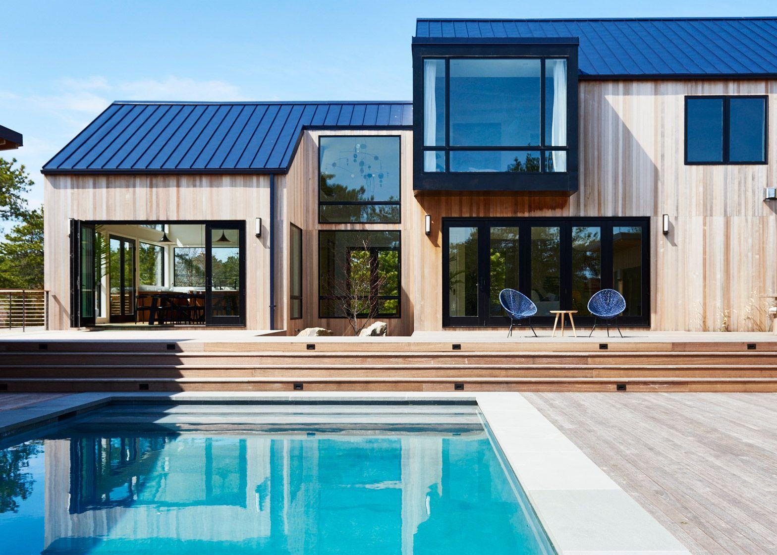 Studio Zung creates cedar-clad \