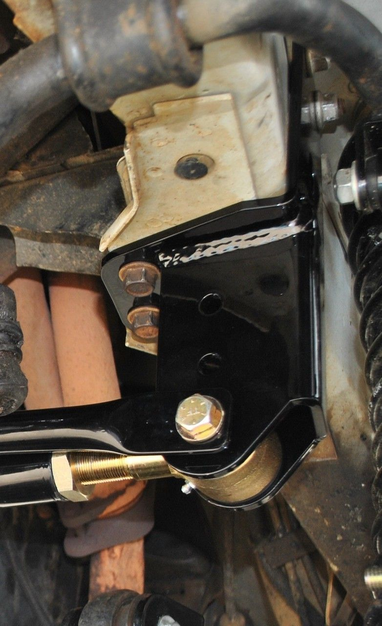Rusty S Offroad Over The Knuckle Steering Conversion System Xj Tj Zj