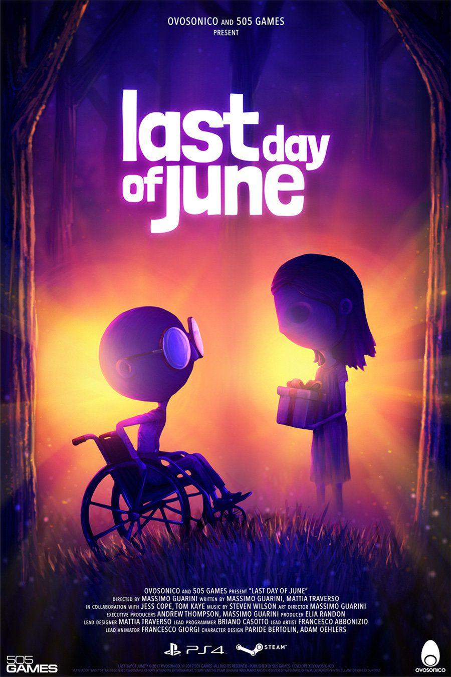 Last Day Of June Un Jeu Inspire Par La Musique De Steven Wilson Actus Jeux Video Freakin Geek Video Musique Jeux Aventure Musique Last day of june game 2017