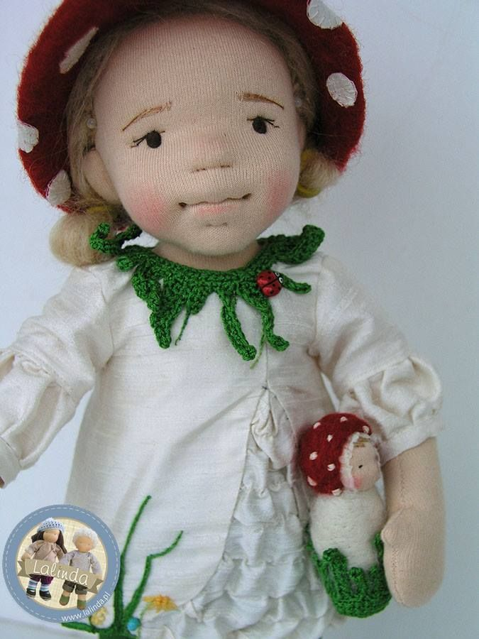 per Pin di bambole Waldorfgiocattoli Olga On Littmann PupenkleiderBambole SUMpzVLqG