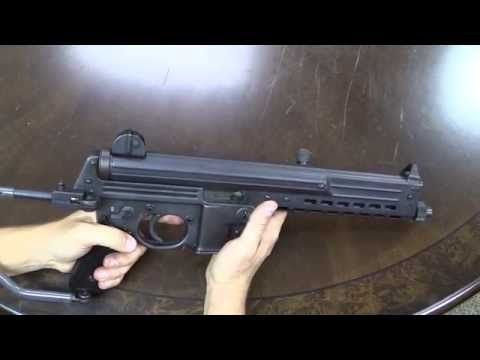 Shooting the beautiful and obscure Walther MPL submachine gun (VIDEO) – Guns Ammo and Tactical Gear Blog #gunsammo