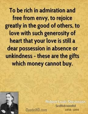 rich at heart quotes Google Search Envy quotes, People