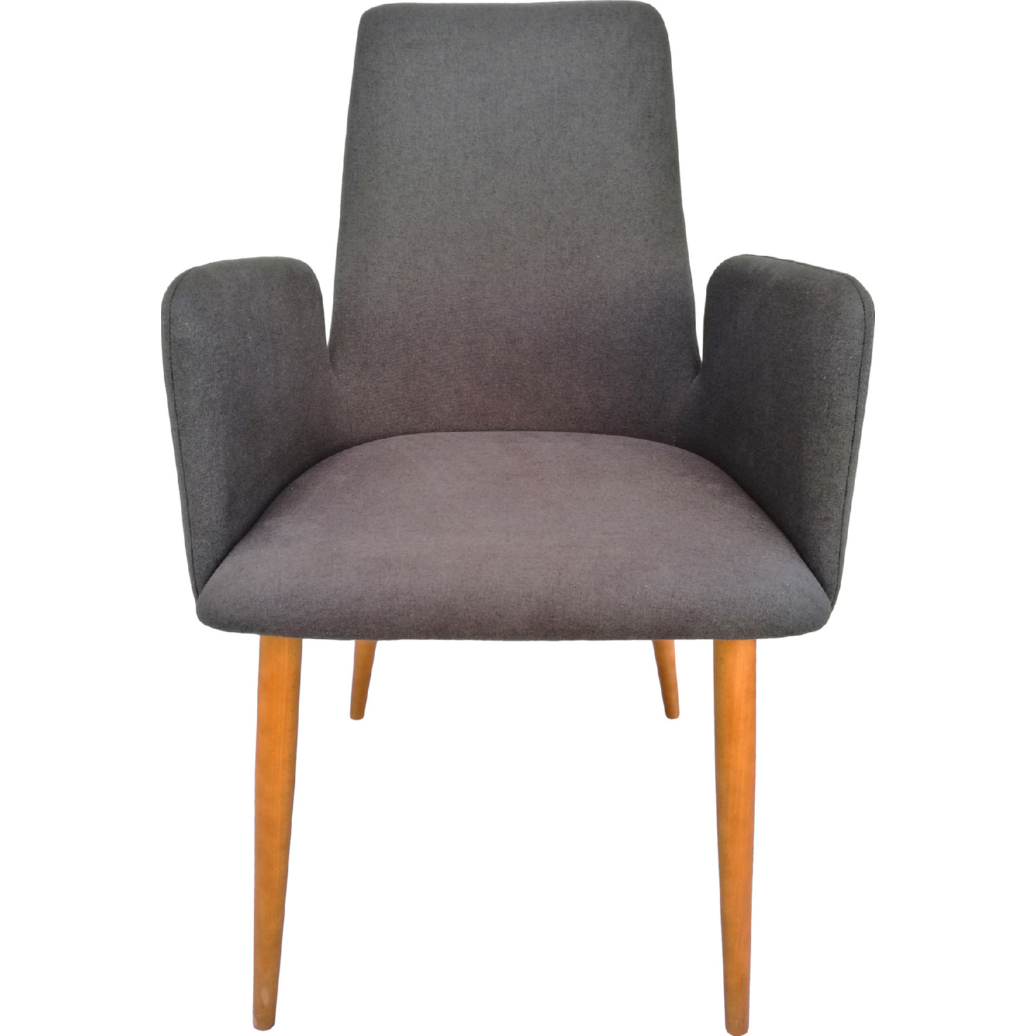 Stupendous Chesney Dining In Chair Grey Fabric On Beechwood Legs By Alphanode Cool Chair Designs And Ideas Alphanodeonline