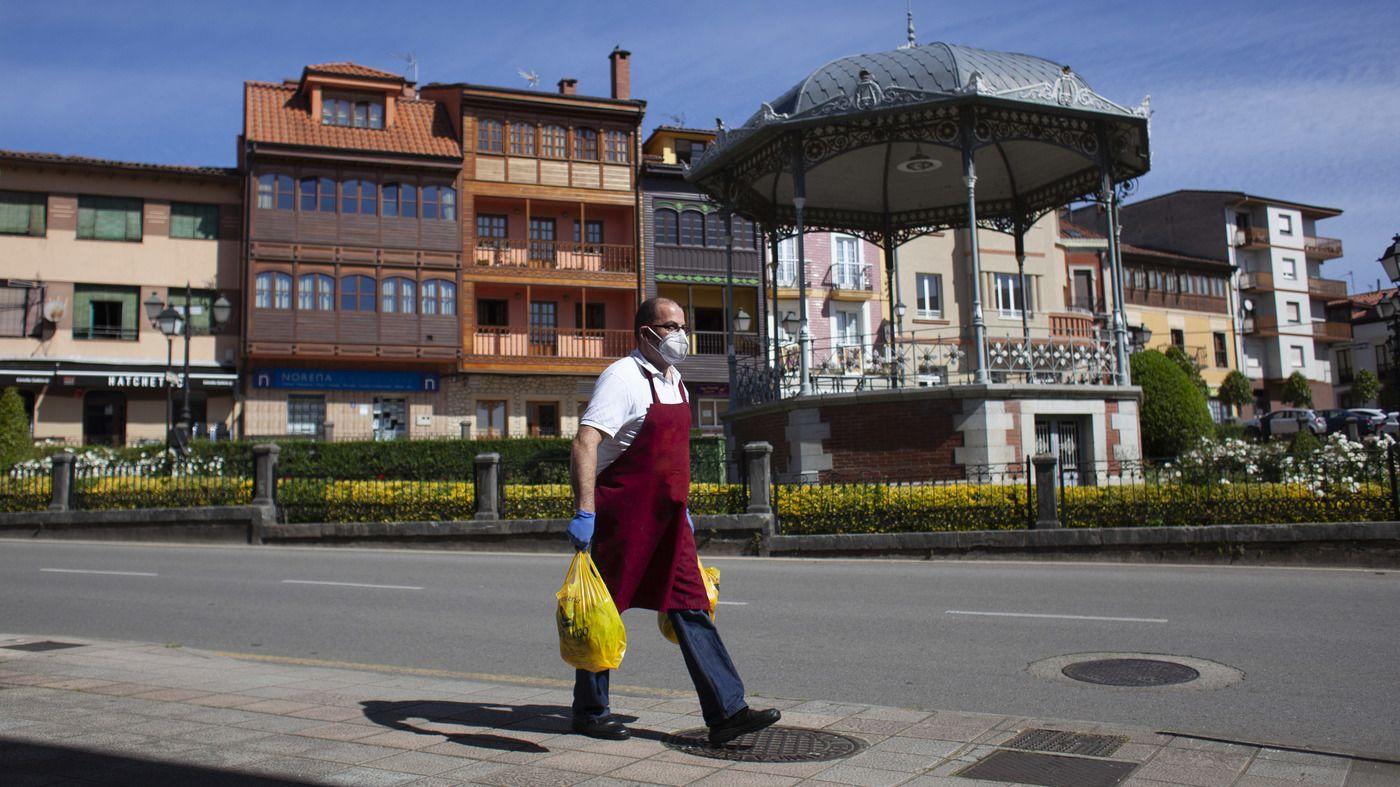 NPR News EU Faces 'Recession Of Historic Proportions