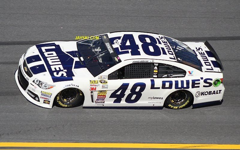 2014 Jimmie Johnson #48 Chase Lowes 1:64 NASCAR Diecast