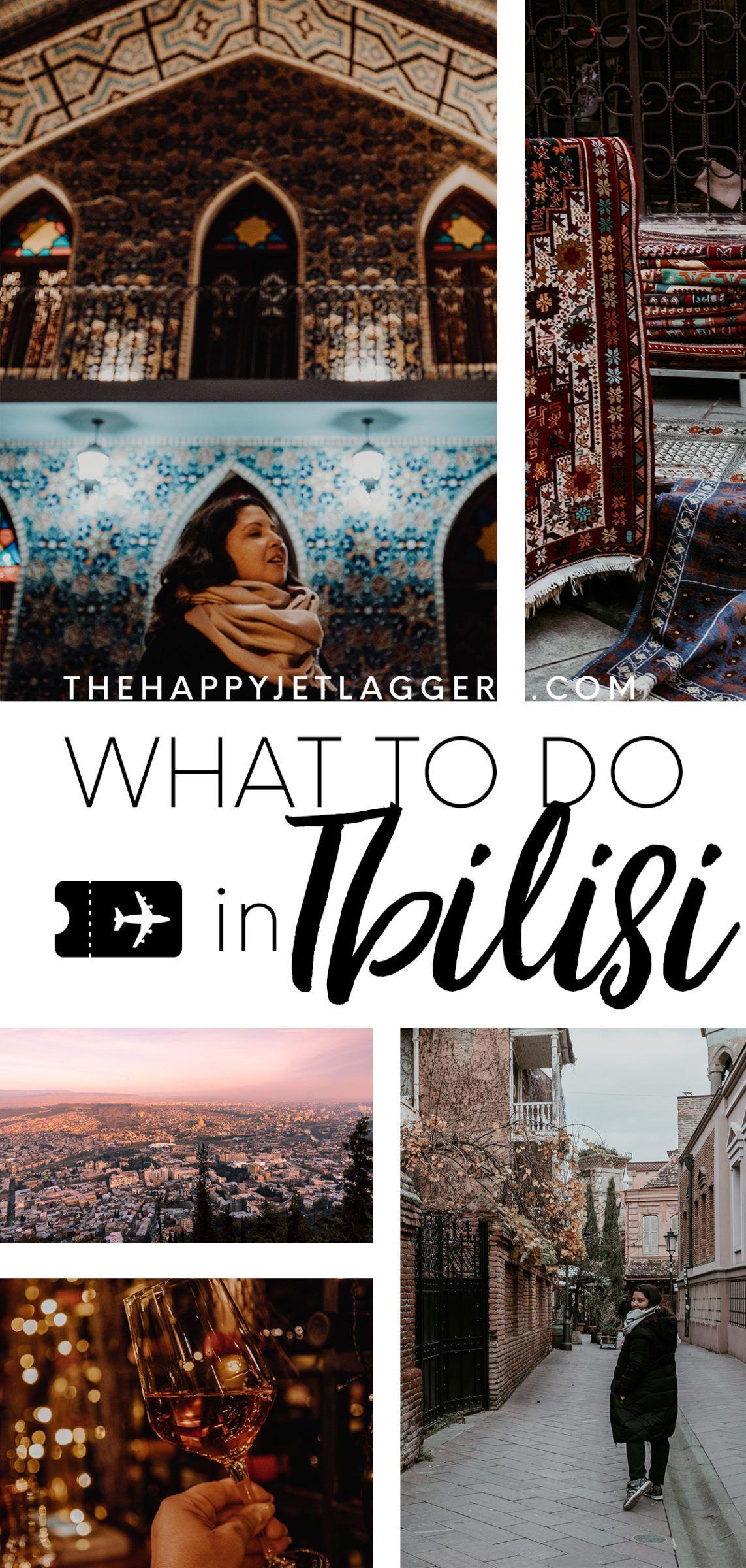 Tiflis Sehenswürdigkeiten Top10 (+ Insider Tipps!) | Reiseblog The Happy Jetlagger