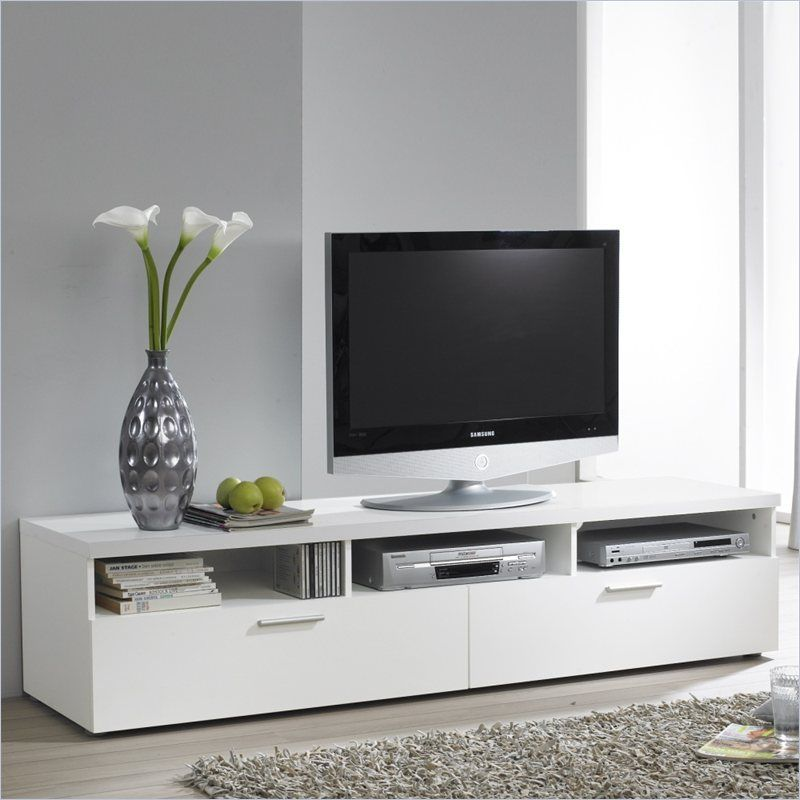 71 Tv Stand In White